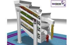 Bison Separator - Industrial Vibratory Screen Separator