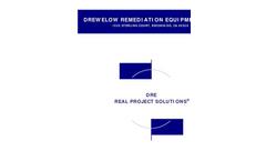 Drewelow Remediation Equipment, Inc. Company Profile (PDF 448 KB)