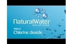 What is Chlorine Dioxide - Video