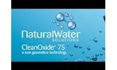 How to Use CleanOxide Liquid 75 to Create Chlorine Dioxide - Video