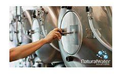 Chlorine Dioxide Water Treatment in Breweries