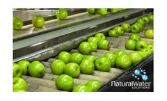 Chlorine Dioxide Water Treatment for the Food Processing Industry