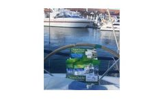 CleanOxide - Chlorine Dioxide Tablets - Water Treatment Tablets for Boats and Yachts