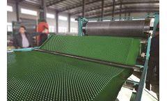 Junsheng - Model PSB - Plastic Water Drainage Panel