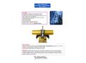 Model NEX-BETA-ABG - Next Generation Water Monitor - Datasheet