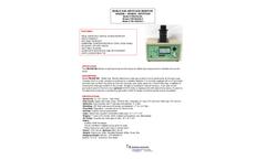 FM-9XE-NG, Xenon/Noble Gas Air Monitor - Datasheet