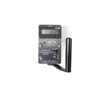 Model TBM-3SR-D - Digital Radioactive Contamination Monitor
