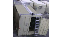 Model RAD-CAN Series - Radiation Scanner for Cargo Containers & Trucks