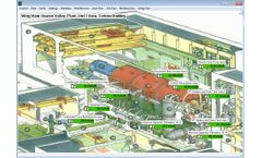 Overhoff OverView - Centralized Radiation and Environmental Monitoring Software
