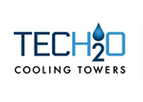 TecH2O - Cooling Tower Cleaning w/ Scale Elimination