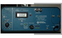 Overhoff - Model SP1400DD - Ultra Sensitive Portable Tritium Monitors
