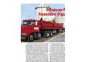 Biogas Energy on the cover of Render Magazine Brochure