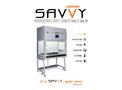 Biological Safety Cabinets Ð¡lass II Brochure 1