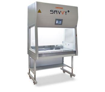 Lamsystems - Model BMB-II-Laminar-S-1,2 SAVVY SL - Biological Safety Cabinet
