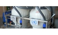 Blue Twins - Compact Mobile Drinking Water Treatment Unit