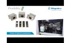 New 6th generation MiniFlex benchtop X-ray diffractometer Video