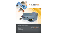 Model 8000M - Mixe Ball Mill Brochure