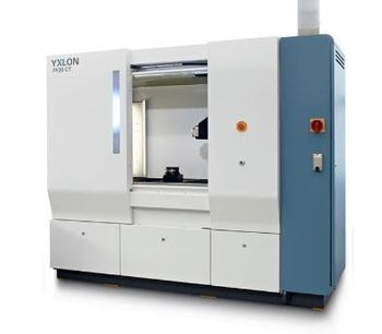 Model FF20 CT - High-Resolution Computed Tomography System