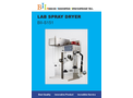 Bill - Model S151 - Lab Spray Dryer Brochure