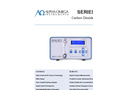 AOI - Model Series 9610 - Carbon Dioxide Monitor