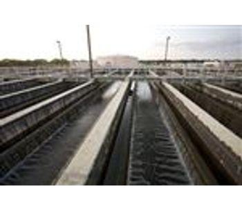 Tertiary treatment for municipal wastewater treatment - Government - Municipalities
