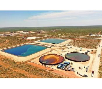 De Nora completes one of the world`s largest produced water recycling projects