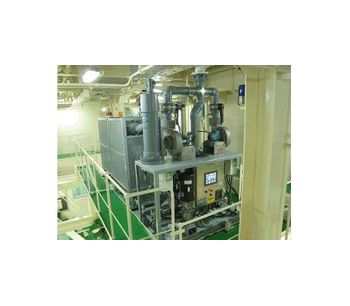 Balpure - Electrolytic Disinfection Ballast Water Treatment System