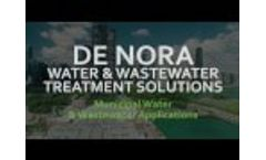 De Nora - Municipal Water & Wastewater Applications Video