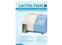 Lactolyser Mira - Milk Analyzer Brochure