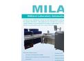 Lactotronic - Model MILA - Milk Test Laboratory Automation System  Brochure
