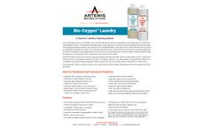 Bio-Oxygen - Superior Laundry Cleaning System - Datasheet