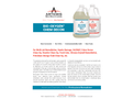 Bio-Oxygen Chem-Decon - Datasheet