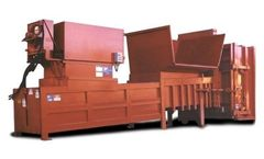SP Industries - Model PC-3000-DW - Dewatering Precrusher Systems