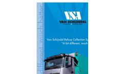 Model VSAIII - Fixed Compactors Brochure