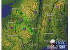 DOPRAD FURY - Advanced Highest Resolution Weather Radar Display System