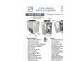 J&M Fluidics - Model PZA1S - Air-Cooled Scroll Chiller Brochure