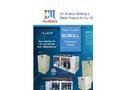 JM Fluidics - Model PZWT9S15 - Water-Cooled Scroll Process Chillers Brochure