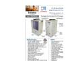 JM Fluidics - Model PZATB5.5S - Packaged Air-Cooled Brewery Chiller Brochure