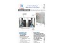 JM Fluidics - Model RRT200 - Outdoor Rated External tank / Pump Brochure