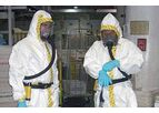 40-Hour - Hazardous Waste Operations and HAZWOPER / Refresher (8 hrs) Course