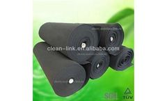 Clean-Link - Activated Carbon Filter Media Roll