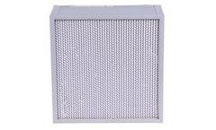Clean Link - Pleat HEPA Box Filter