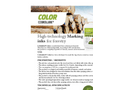 Jarmat - Color Marking Lnks Lubricant for Harvesters Technical Specifications Brochure