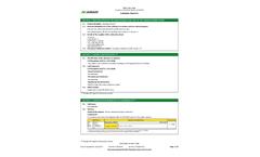 Cobiolube - Model 64 - Metal Working Fluid Brochure