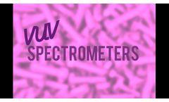 Vacuum and deep UV spectrometers