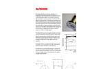 McPherson - Model 425 - Channel Electron Multiplier - Datasheet