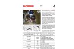 McPherson - Model MCP - Microchannel Plate Intensifier - Datasheet