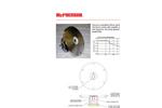 McPherson - Vacuum Compatible Silicon Photodiode Detector - Datasheet