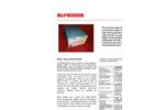 McPherson - Model 789A-4 - Scan Controller - Data Sheet