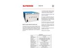 McPherson - Model 792 - Multiple Stepper Motor Controller - Data Sheet